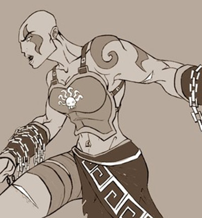 kratos-as-a-female